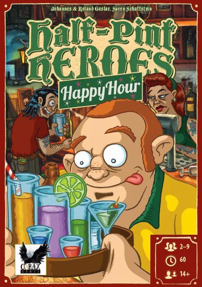 Bild:Happy Hour in der Spieleschmiede!