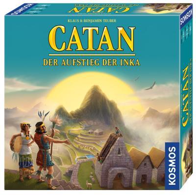 """Bild:Kosmos präsentiert neues CATAN-Spiel: """"Der Aufstieg der Inka"""""""
