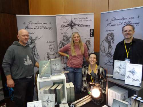 Bild:Buchmessecon 2018