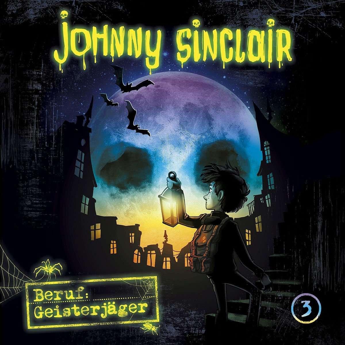 Bild:Johnny Sinclair - Beruf: Geisterjäger