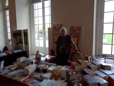 Bild:Buchmesse Schwetzingen - 10.11. und 11.11.2018