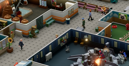 "Bild:Two Point / SEGA - Two Point Hospital / DLC ""Bigfoot"""
