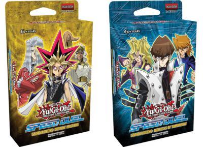 Bild:Speed Duel-Format erscheint im Januar für das Yu-Gi-Oh! TRADING CARD GAME!