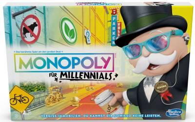 Bild:Monopoly startet mit Neuheiten ins Jahr