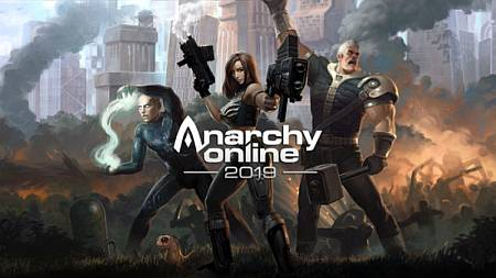 Bild:SCI-FI MMORPG ANARCHY ONLINE REBORN WITH CLASSIC SERVER