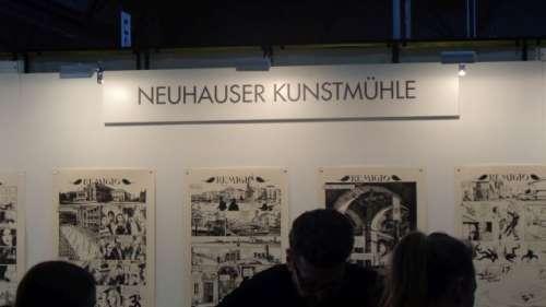 Bild:Buchmesse Leipzig 2019