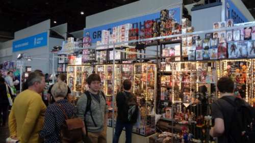 Bild:Manga und Comic Con 2019
