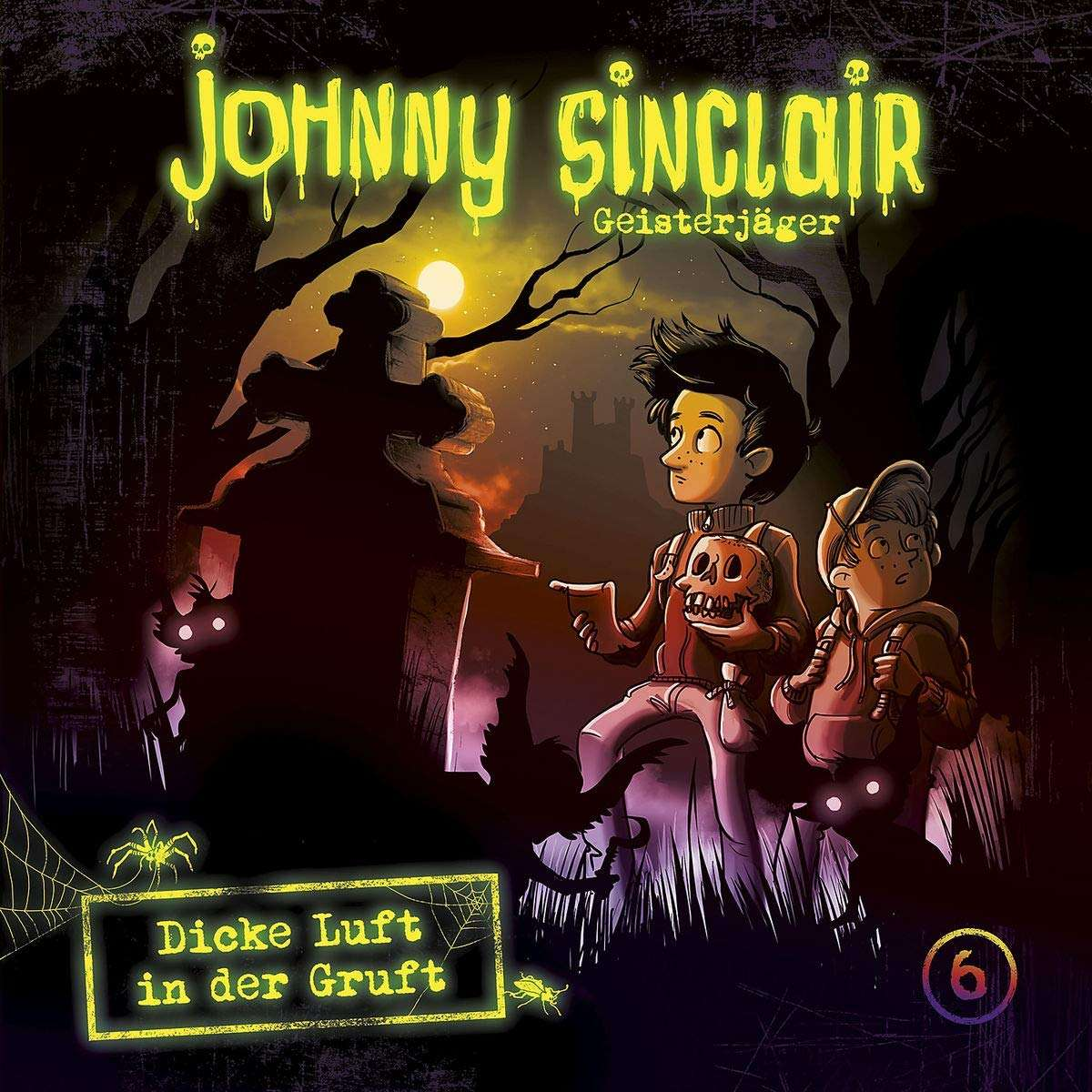 Bild:Johnny Sinclair - Dicke Luft in der Gruft