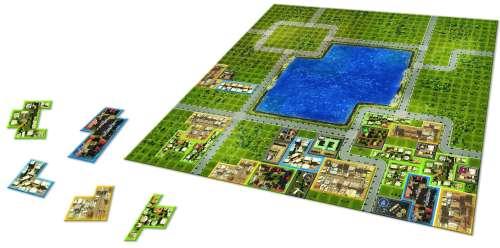 Bild:Cities Skylines - Das Brettspiel zum PC-Spiel-Erfolg