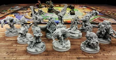 Bild:Super Fantasy Brawl in der Spieleschmiede!