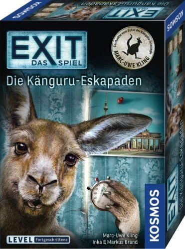 Bild:Die Känguru-Eskapaden - EXIT Das Spiel
