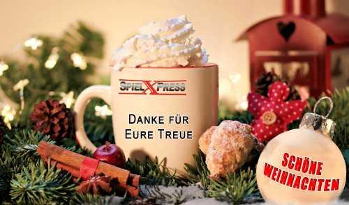 Weihnachtsgrüße von der Redaktion