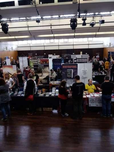 Bild:BuchmesseCon 2019 -Eine Veranstaltung für Freunde der Phantastik