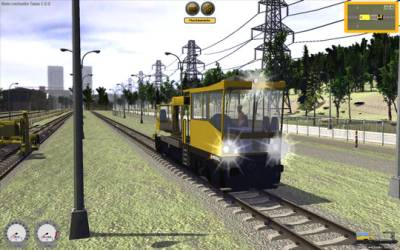 Bild:RAILWAY CONSTRUCTION SIMULATOR - auf Steam verfügbar