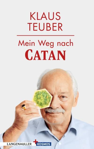Bild:Mein Weg nach CATAN: Spieleautor Klaus Teuber präsentiert seine Autobiografie