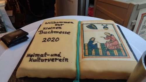 Bild:14. Buchmesse Neckarsteinach