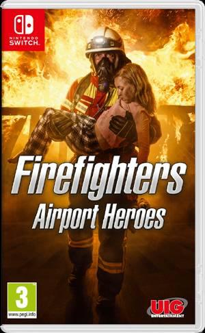 Bild:Firefighters: Airport Heroes für Nintendo Switch verfügbar
