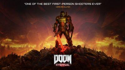 Bild:Doom Eternal im Xbox Game Pass