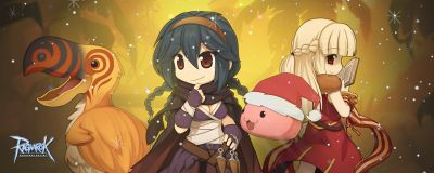 Bild:Christmas brings the last Major Update of the year to Ragnarok Online!