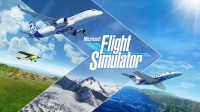 Bild:Microsoft Flight Simulator feiert über 2 Millionen Spieler