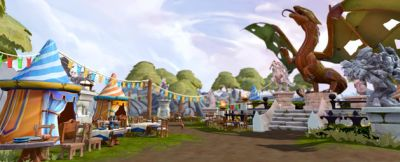 Bild:RuneScape begeht sein 20-jähriges Jubiläum mit einem Jahr voller Festlichkeiten
