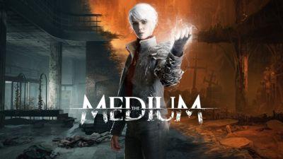 Bild:The Medium: Auf Xbox Series X|S, PC und im Xbox Game Pass