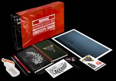 Bild:Exclusive The Last of Us Part II Stationary Set From Cook and Becker