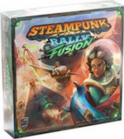 Bild:Steampunk Rally Fusion in der Spieleschmiede