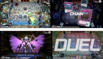 Bild:Konami enthüllt drei digitale Yu-Gi-Oh!-Titel: Master Duel, Rush Duel und Cross Duel