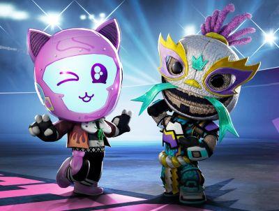 Bild:Sackboy: A Big Adventure wird mit zwei neuen Kostümen aus Destruction AllStars erweitert