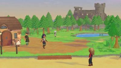 Bild:Das fünfte Erweiterungspass-Paket STORY OF SEASONS: Pioneers of Olive Town ist verfügbar