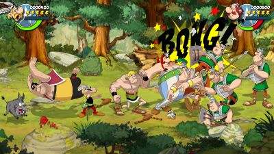 Bild:Asterix and Obelix: Slap them All! (PS4 / NINTENDO SWITCH)